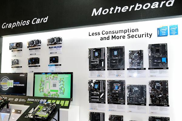 Computex 2015:Intel Skylake 開始熱身,100 系列晶片組主機板大舉展出