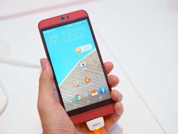 HTC Butterfly 3 動手玩,日系美型和景深相機都回來了
