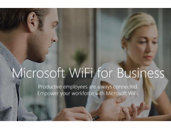 微軟將推Wi-Fi網路服務?Microsoft Wi-Fi 新官網現身