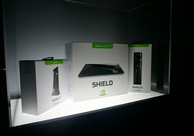 NVIDIA Shield Android TV動手玩,將加速亞洲上市時程