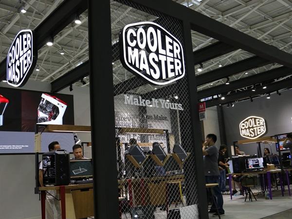 Computex 2015:看Cooler Master的Maker怎麼改造自己的機殼