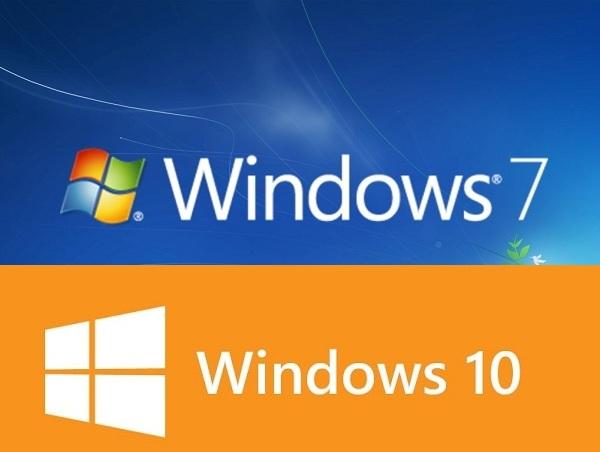 Windows 7 市占率稱霸,有條件免費升級的 Windows 10 能否超越?