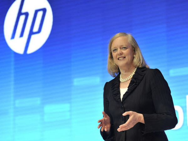HP現任執行長 Meg Whitman:11月1日HP正式分家!