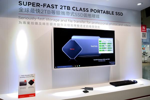 Computex 2015:USB 3.1 外接固態硬碟與外接盒登場,速度比 USB 3.0 快 2 倍