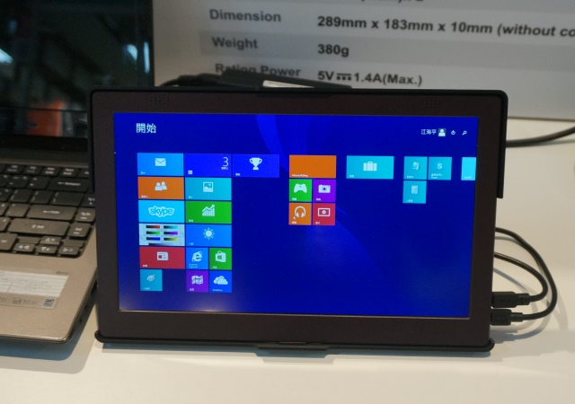 台廠GeChic新推11.6吋輕量外接螢幕,給筆電族、攝影工作者用的第二螢幕