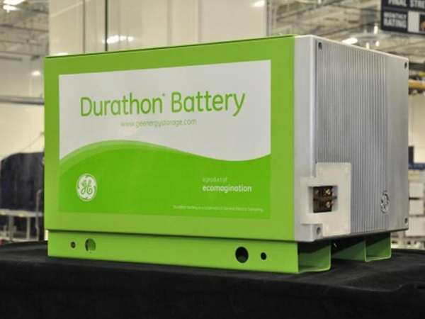 奇異再度出貨鋰電池系統,獨拉松電池成過去式