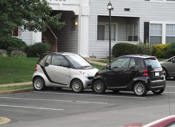 有了這樣的停車場,就再也不怕找不到停車位了 | T客邦