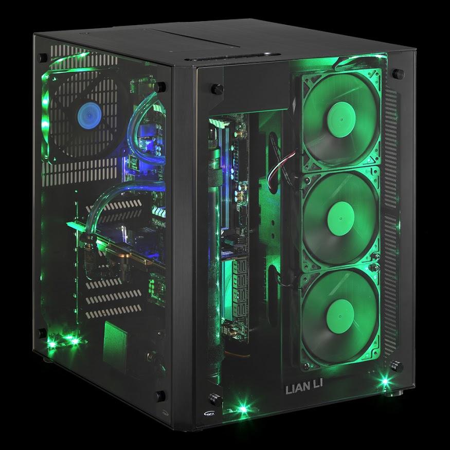 聯力新款透明機殼 PC-O8,將以美金 395 元上市