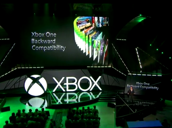 Xbox One 發表重大更新!可向下相容XBox 360遊戲,並可利用 Windows 10 來玩遊戲
