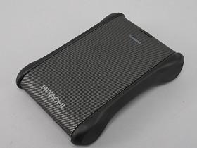 防潑水又抗摔的硬碟硬漢:Hitachi SimpleTough 500GB