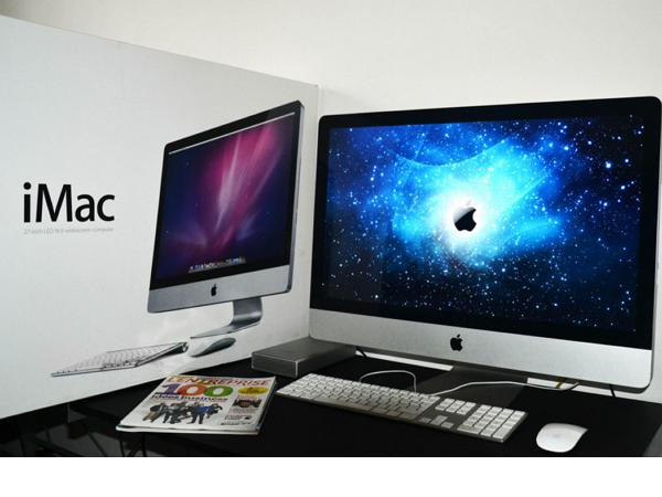 27吋 iMac 硬碟被爆出問題,蘋果宣佈免費更換硬碟計畫