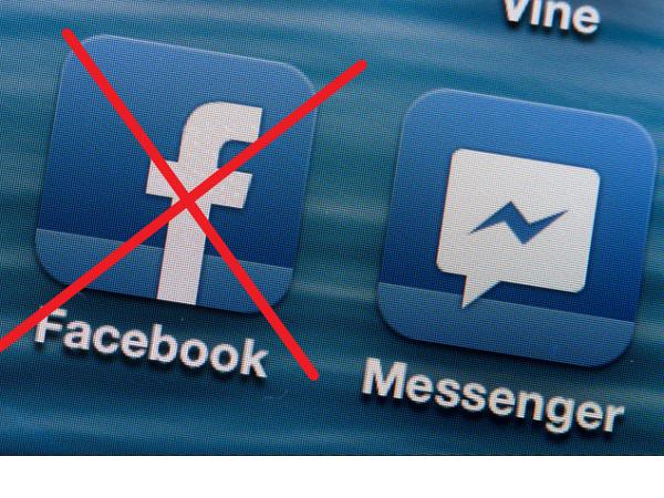不想開Facebook帳號沒關係,Messenger開放手機號碼註冊使用
