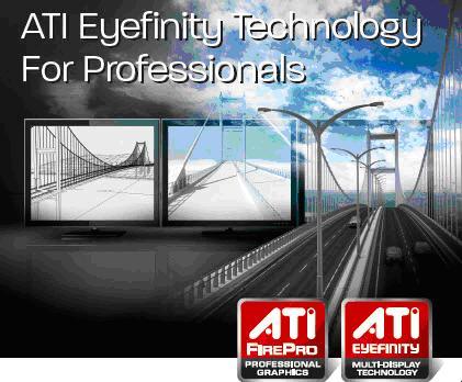 藍寶科技發佈ATI FirePro 2010全新工作站專業繪圖卡系列新品