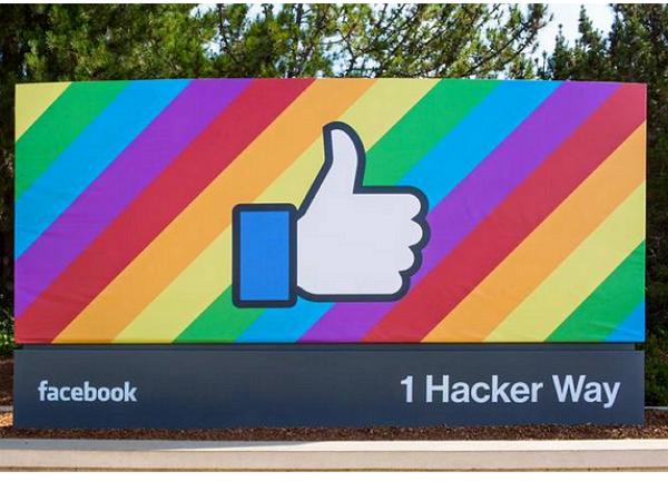 愛戰勝了偏見,今天我們有個彩虹色的矽谷