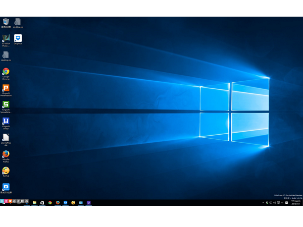 Windows 10預覽版接力更新至10159,Hero桌布、Edge瀏覽器正式登場 | T客邦