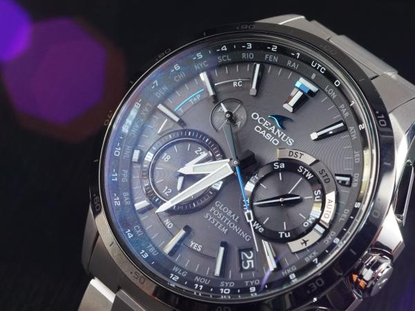 高質感電波旗艦錶:Casio Oceanus OCW-G1000 開箱體驗