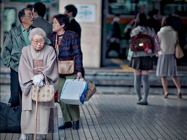 解決大東京人口負擔,日本政府打算把老人送到鄉下