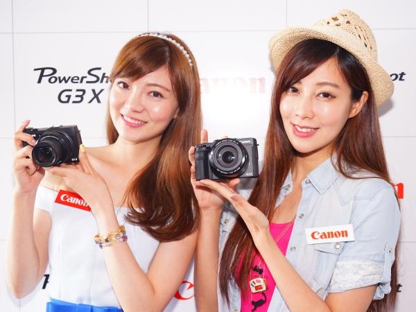 Canon PowerShot G3X 上市:600mm 超長砲、一吋 CMOS,還有五軸防震!