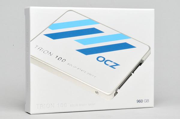 OCZ Trion 100 固態硬碟實測,TLC 顆粒再下一城