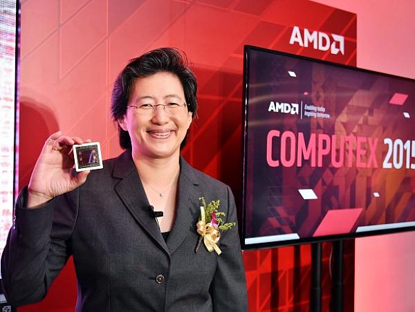 AMD Carrizo APU 的跨界演出