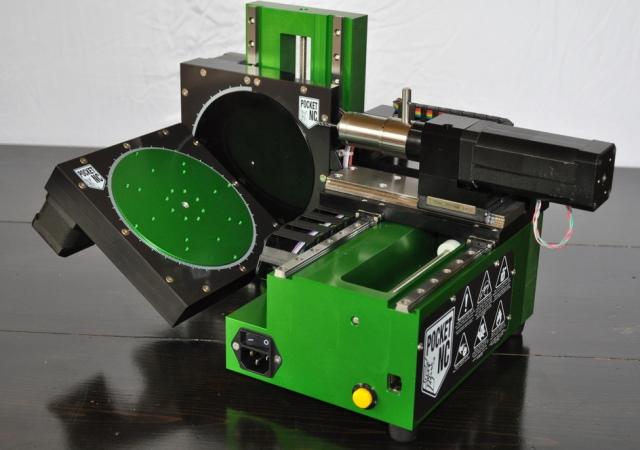 桌上型CNC加工機,運作原理與3D列印相異的創客利器