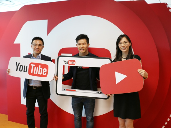 台灣網友愛看YouTube,每人每月看66次