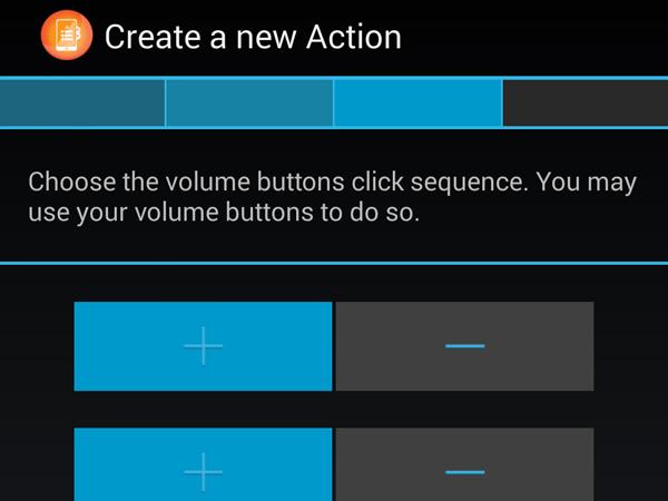 【Android密技】讓音量鍵變快捷鍵!自訂音量鍵各種組合按法