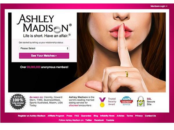 偷情網站 AshleyMadison.com 遭駭,駭客威脅公布偷情會員資訊