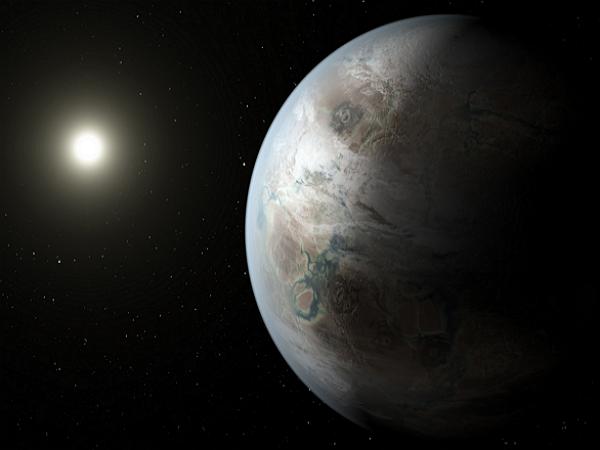 NASA宣佈發現最像地球的行星「Kepler-452B」