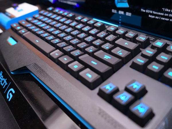 羅技推出新款機械式鍵盤 G310,80% 輕巧設計、並採用自家超快反應 Romer-G 機械軸