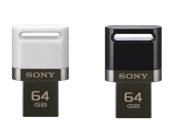 Sony 全新硬碟、OTG 隨身碟上市!高速超薄,行動儲存智慧有型