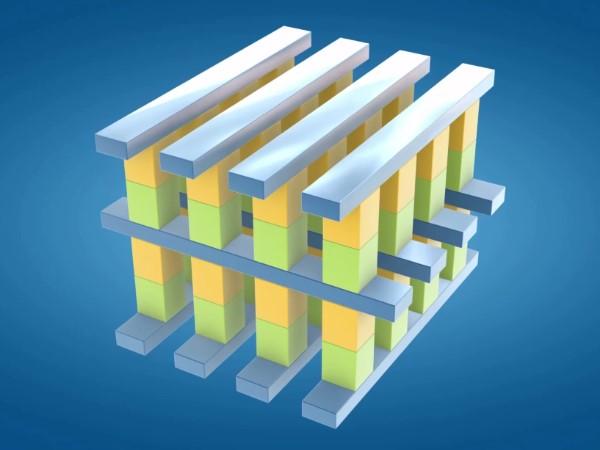 Intel 與 Micron 攜手推出新種類記憶體 3D XPoint