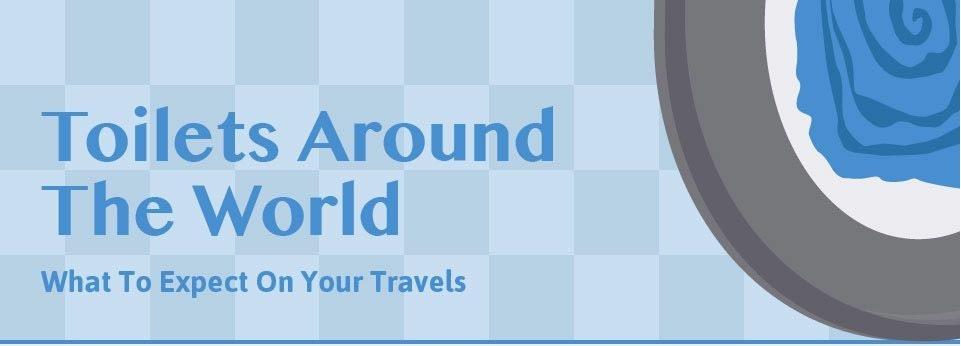 世界各國廁所禮儀大哉問!蹲式、坐式不一樣,教你用14國語言問「廁所在哪裡?」