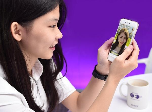 Yahoo Livetext上架,捷運上也可以跟朋友即時視訊!