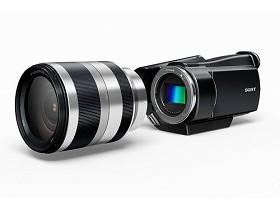 Sony今年將推出可交換鏡頭式數位攝影機