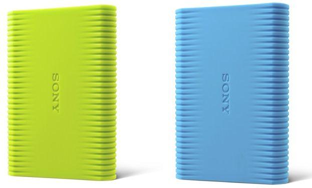 Sony 全新行動硬碟上市 HD-B1 入門質感首選;HD-SP 防震保護吸睛新色亮相