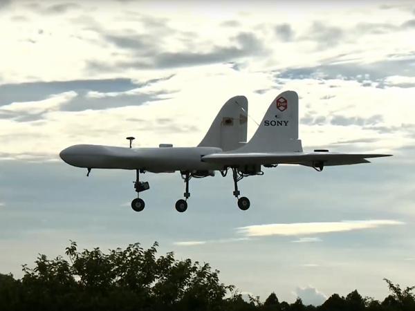 Sony首次公布VTOL無人機飛行測試影片,時速170公里可飛兩小時