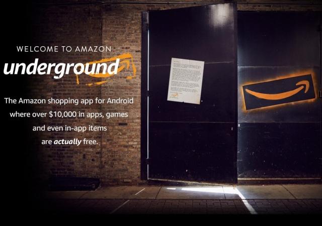 Amazon取消每日免費App,但是接力的Amazon Underground好康更多!