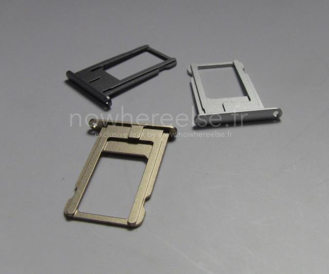 iPhone 6零件大閱兵!加碼下一代iPad Air背殼
