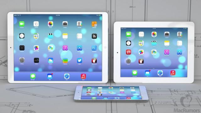 蘋果「大」上癮,12.9寸iPad可能用上雙系統?