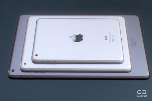 iPad Pro再度佔據版頭,螢幕尺寸有變?