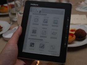 【Computex 2010】Foxit eSlick PS電子書閱讀器第二代產品現身