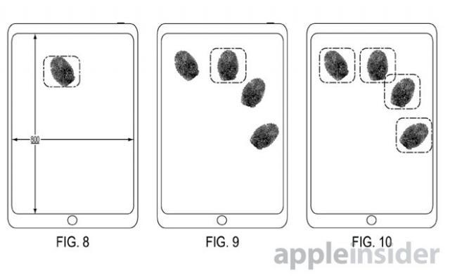 Touch ID或許再度進化?全螢幕都可指紋掃描?