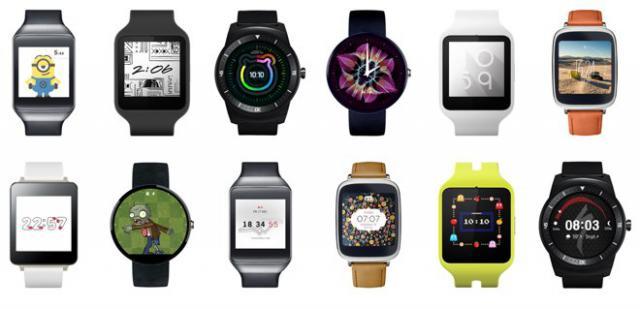 安卓智慧型手錶銷售不佳,Apple Watch會成為穿戴式王國的真命天子?