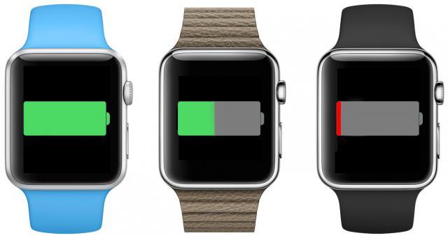 Power決定一切,Apple Watch據傳有省電模式