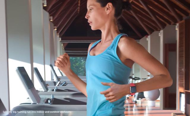Apple Watch具備跑步學習模式,可脫離iPhone使用