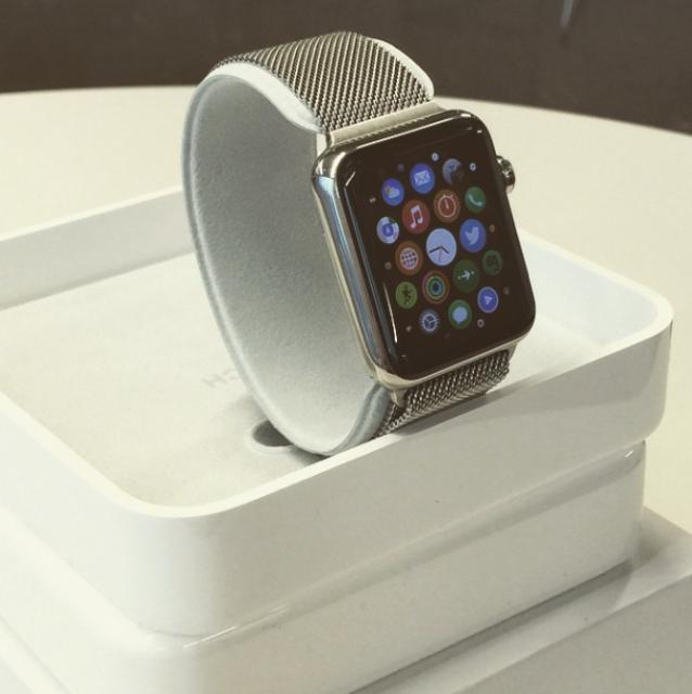 倒數兩週,Apple Watch包裝已現芳蹤?