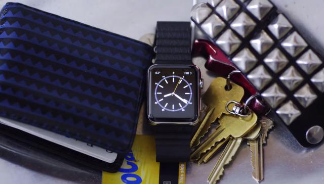 聽聽專家怎麼說Apple Watch