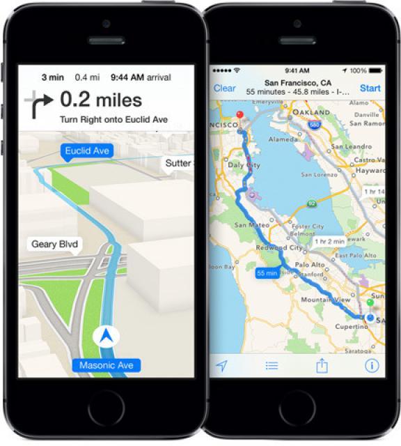 蘋果沒有放棄,買下新技術改造地圖功能