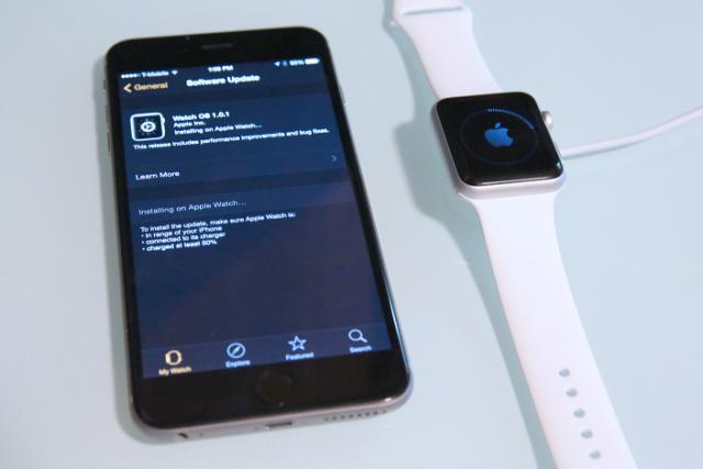 蘋果正式釋出Apple Watch更新